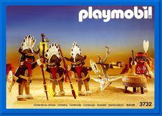 PLAYMOBIL� set #3732 - Buffalo Dancers
