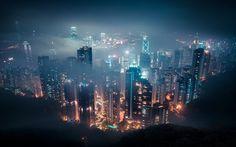 hong kong picture desktop, Eldred Longman 2017-03-16