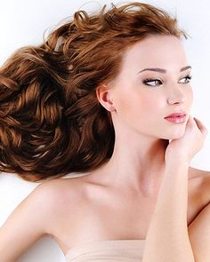 The Best Foods for Gorgeous Hair - Diet and Hair Health - Hair Care - Daily Glow