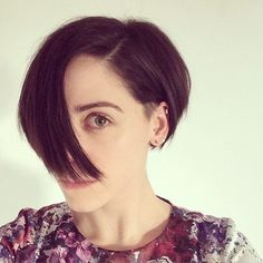 Short Bob, Subtle Undercut