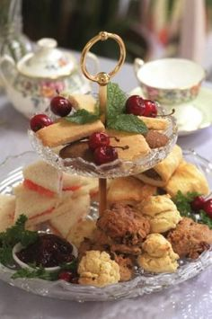 High Tea_....tea sandwiches....mmmm..add some scones and clotted cream with home done jellies and you have a high tea to die for!!!
