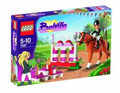 LEGO Belville 7587: Horse Jumping: Amazon.co.uk: Toys & Games