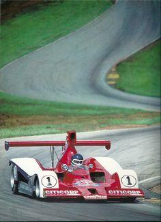 Jacky Ickx / Lola-Citicorp -1er Championnat Can-Am (1979) L'Année Automobile 1979-80