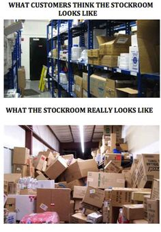 Shipment | 25 Words That Have A Totally Different Meaning When You're A Retail Worker