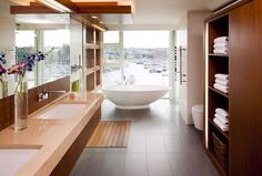 Bathroom Lap Pool Design, Pictures, Remodel, Decor and Ideas