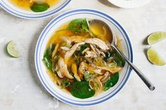 Spicy Chicken Soup Recipe Soups with rotisserie chicken, olive oil ...