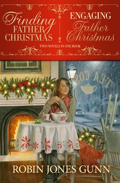 In FINDING FATHER CHRISTMAS, Miranda Carson's search for her father leads her unexpectedly to London with only a few feeble clues as to who he might be. Immediately welcomed into a family that doesn't