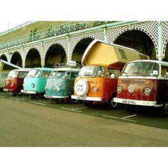 VW Combi gathering