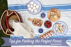 Summer Fun: How to Pack the Perfect Picnic