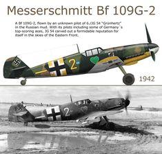 Messerschmitt Bf 109G-2 6./JG54 Eastern Front 1942