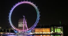 Tweets powered Light show on the London Eye based on the positivity towards Olympics http://tdnw.in/LJ6ezk