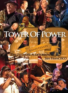 Tower of Power – 40th Anniversary  http://www.videoonlinestore.com/tower-of-power-40th-anniversary/