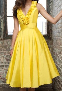 Maid of Honor's dress. (mir)
