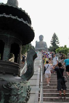 Big Buddha - Ngong Ping, Hong Kong