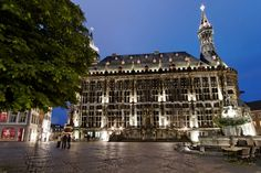 Town Hall, Aachen, Germany