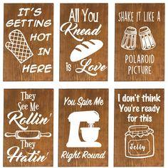 36 best kitchen signs images kitchen signs wood signs wooden plaques rh pinterest com