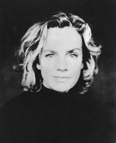 "Jil Sander (Heidemarie Jiline Sander) - b. 1943 - German fashion designer and the founder of the Jil Sander fashion house, described as the ""Queen of Less""."