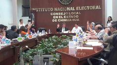 Acredita INE a 177 personas como observadores electorales | El Puntero