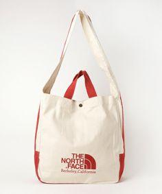 ザ・ノース・フェイス オーガニックコットンショルダートート / フレアマーケットトート(トートバッグ)|THE NORTH FACE(ザノースフェイス)のファッション通販 - ZOZOTOWN
