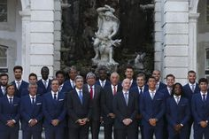 EURO 2016: Portugal President hosts the National Team