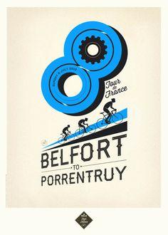 Tour de france Belfort to porrentruy