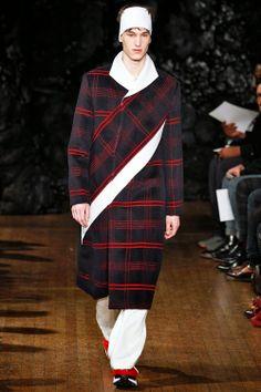 Xander Zhou Fall/Winter 2014 - London Collections: MEN #LCM | Male Fashion Trends