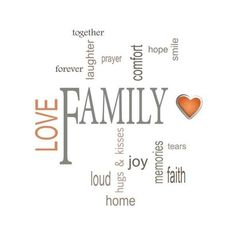 Brewster CR-62235 Family Wall Quotes Family Home Decor Wall Decals ($21) ❤ liked on Polyvore featuring home, home decor, wall art, family, wall decals, wallpaper, peel & stick wall decals, vinyl wall stickers, wall lettering decals and quote wall art