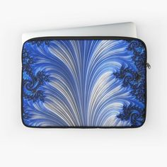 Laptop Skin, Laptop Case, Fractal Art, Back To Black, Tech Accessories, Laptop Sleeves, Digital Art, Iphone Cases, My Arts