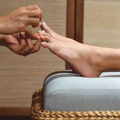 At Home Pedicures - How to Give Yourself a Pedicure - Real Beauty