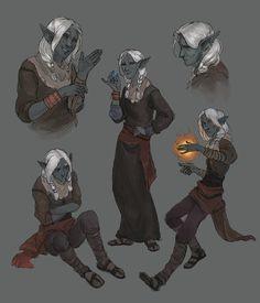 Morrowind character by Selann on DeviantArt