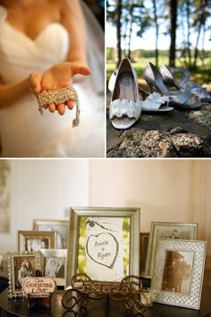 generations of love...great idea for display at wedding.