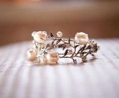 vintage engagement rings which look stunning! #vintageengagementrings