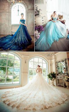 Praise Wedding Magazine - beautiful dresses