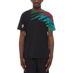 Jer t-shirt from the F/W2017-18 Marcelo Burlon County of Milan collection in black