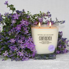 LAUGH... 12 oz. Lavender Soy Candle