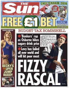 george osborne sun front pages - Google Search