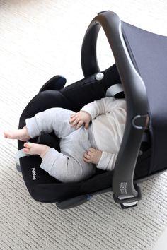 Homevialaura | Essential baby gear | Maxi-Cosi Pebble