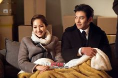 """""""Healer"""": Ji Chang Wook & Park Min Young's Alone Time Again 
