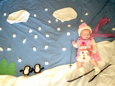 Hitting the Slopes age 7 weeks to see all scened baby photos go to You Tube tinasauter paytonpic