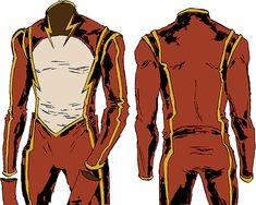 Ming Doyle, The Flash costume concept