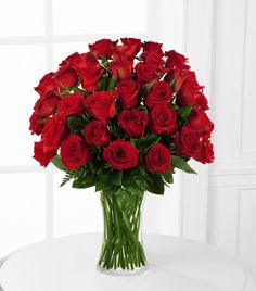 Celebrate Valentine's Day with flowers from Mancuso's Florist located in Metro Detroit Michigan! Red Roses
