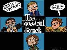 The Free Will Bunch. Based on Changing Channels in Season 5