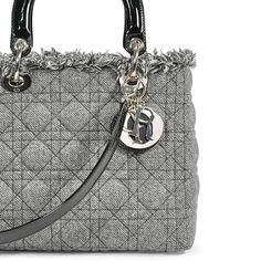 The Lady in Tweed. #ClassicWithATwist  Shop the bag // Link in bio . . . . . #thefifthcollection #dior #LadyDior #tweed #ecommerce #RetailTherapy #shopnowladydior,shopnow,retailtherapy,thefifthcollection,dior,classicwithatwist,tweed,ecommerce