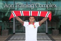 Memphis Depay at Carrington Memphis Depay, John Peter, Red Army, Man United, Manchester United, First Love, The Unit, Train, Football