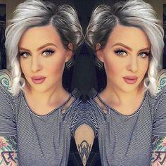 Cortes de cabello corto 2018 50 fotos y tendencias - Moda Top Online