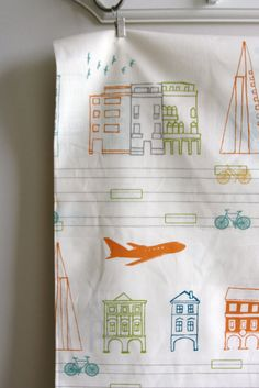 ORGANIC To Work  Commute Collection by JayCyn by sewfinefabric, $16.50