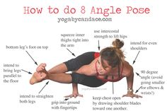 Pin now, practice 8 angle pose later!