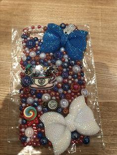 Alice in wonderland inspired phone case