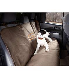 #LLBean: Boyt Two-Barrel Seat Cover