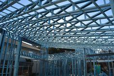 #prefab #fabrication #fabrications #prefabrication #prefabrications #dynamicsteelframe #lightsteelframe #steelframe #steel #lighterstraighterbetter #architecture #melbourne #australia #truecore #beaumaris #huge